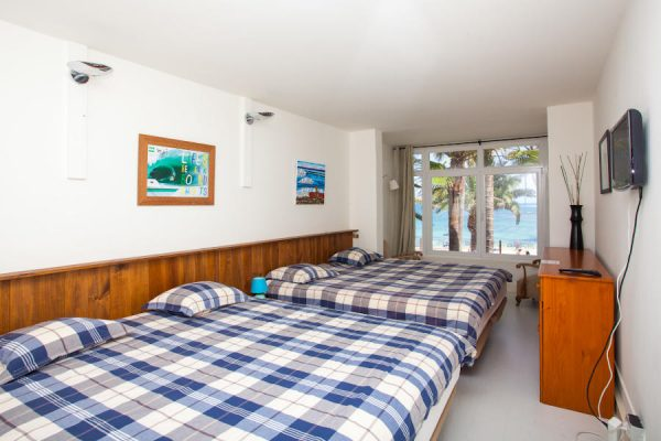 Suite room for surf holidays in fuerteventura