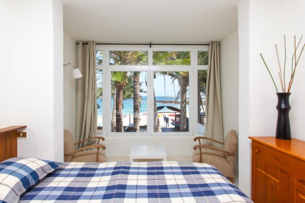 private room accommodation in Corralejo