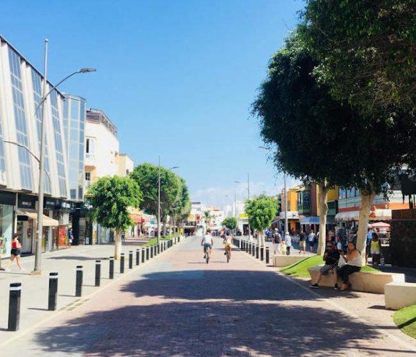 what to do in corralejo - city centre